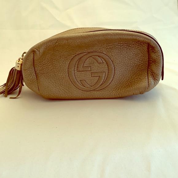 Gucci Handbags - Gucci Disco Cosmetic Bag!